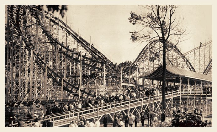 Dixieland Fun Park. In 1927 the Amusement Park