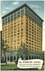 The Webster Hotel, 2150 Lincoln Park West, Chicago, Illinois
